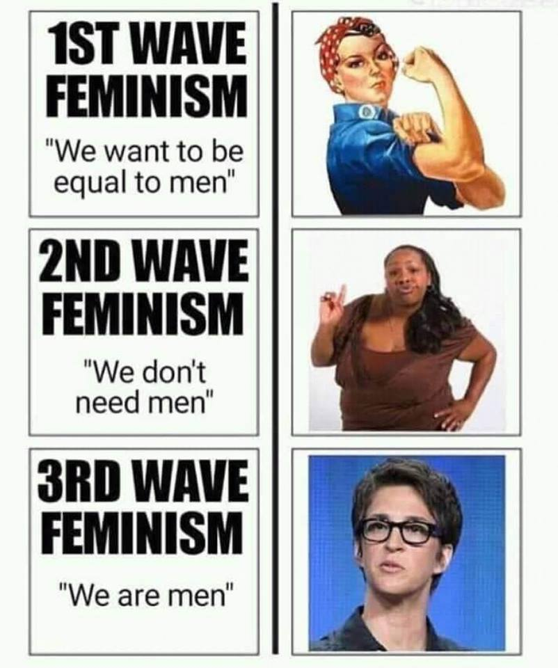 Meme Alert: How Feminism Has Progressed