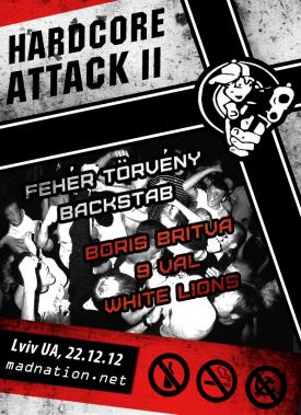 Hardcore Attack 2 Promo