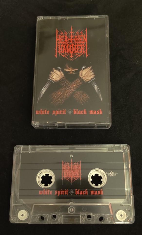 Heathen Hammer- White Spirit Black Mask (Cassette)