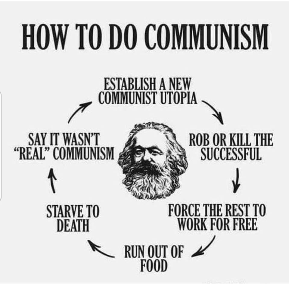Meme Alert: How To Do Communism