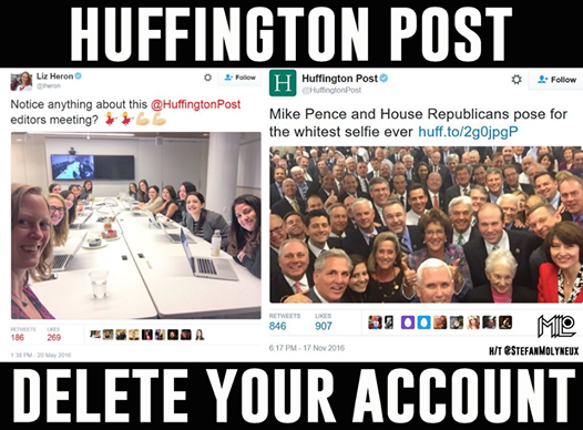 HuffPost Delete Your Account