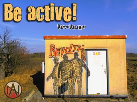 Revolta/ Be Active!