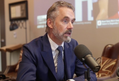Jordan Peterson Announces Free Speech Platform 'Thinkspot'