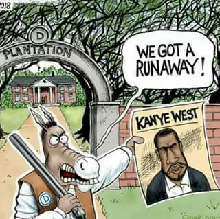 Meme Alert: Kanye Leaves The Plantation