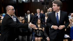 Kavanaugh Refusing To Shake Hand Of Parkland Father Is Fake News