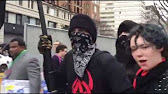 Antifa, Masked Crusaders Fighting The Police State, Yet Wants Police To Lock Up People Who Fight Back Against Them