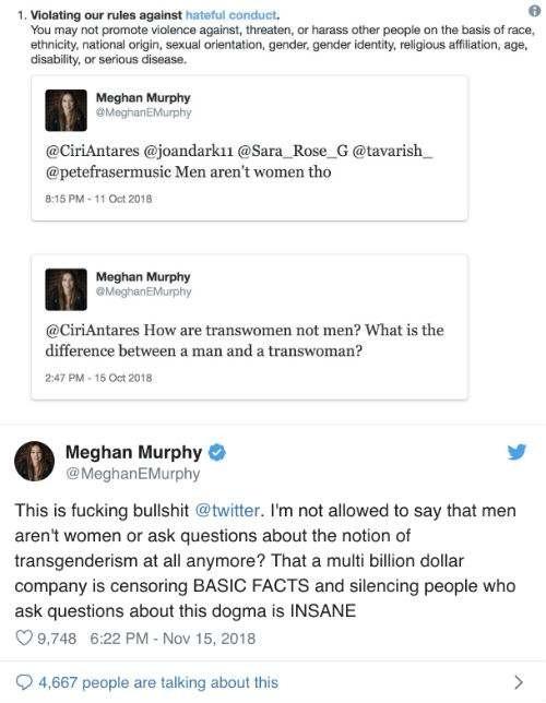 Marc Lamont Hill Fired From CNN & Feminist Banned From Twitter For Offensive Speech