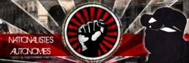 Nationalistes Autonomes – Amiens – Collage Affiches Libre Social National