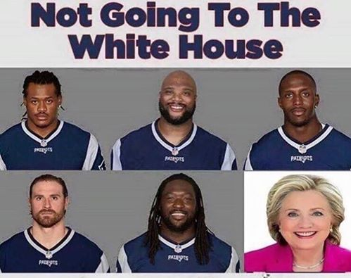 Not Going To The White House
