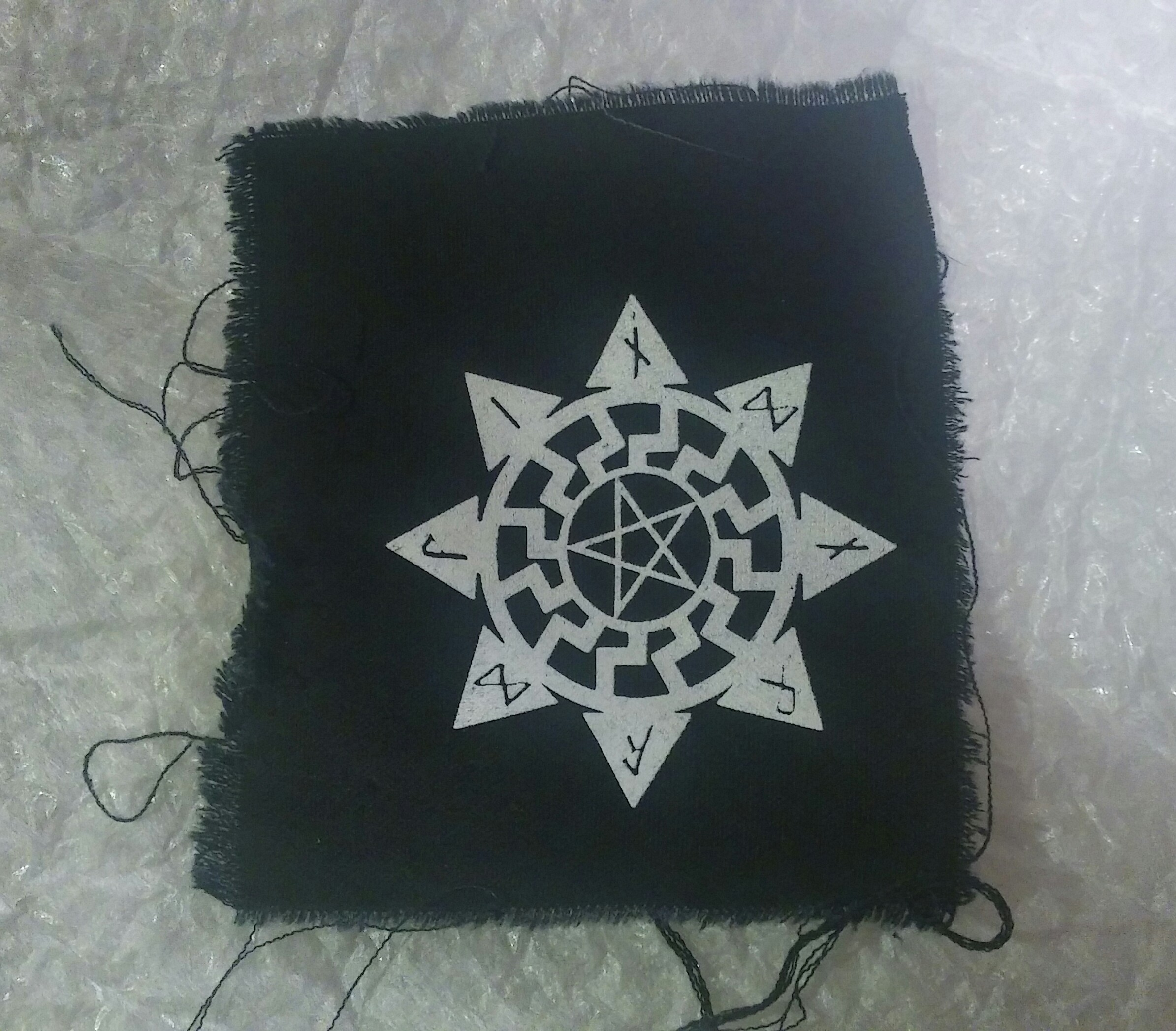 Rune Sunwheel Patch
