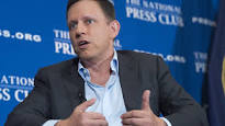 Peter Thiel considering bid for California governor