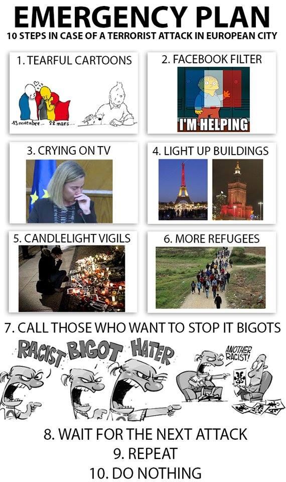 The Progressive Emergency Plan