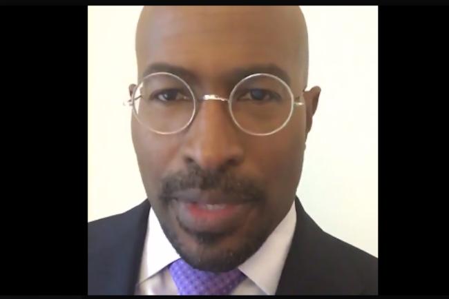 Van Jones Admits Dems Need Minorities to Remain Poor and Resentful
