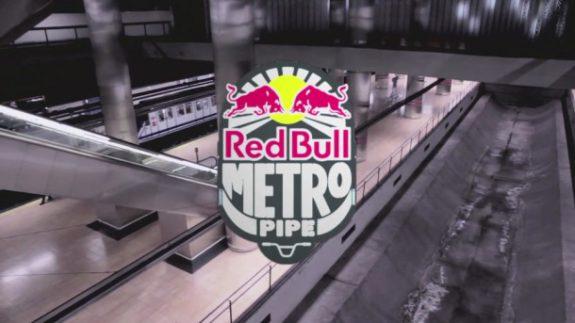 Red Bull Metro Pipe 2012: Madrid