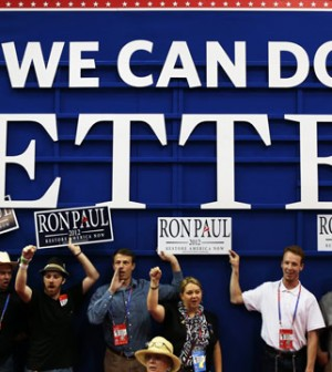 Ron Paul Republicans Take Seats