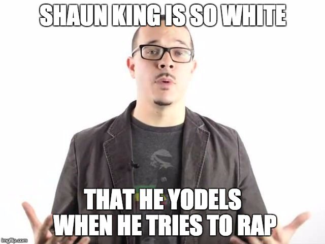 Shaun King Roasted On Twitter