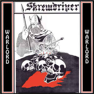 Skrewdriver- Warlord