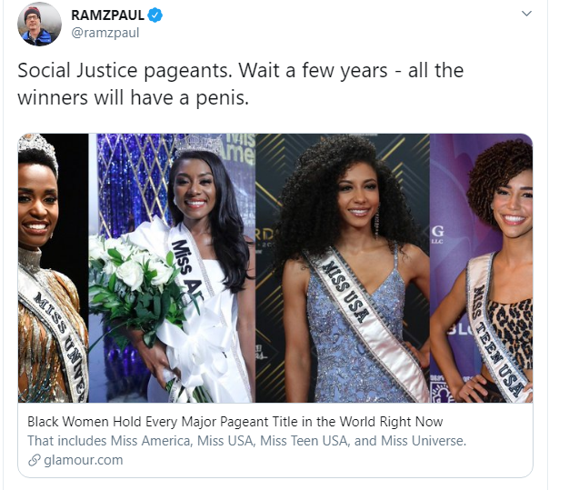 Social Justice Pageants