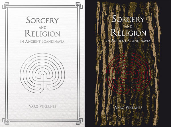 "Varg Vikernes ""Sorcery And Religion In Ancient Scandinavia"""