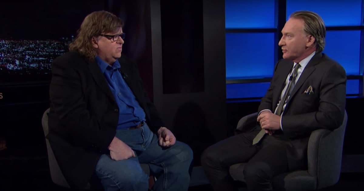 Michael Moore & Hate Crimes