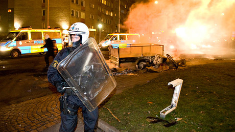 Sweden`s PM Suggests Using Military To Combat Gang Violence In No Go Zones