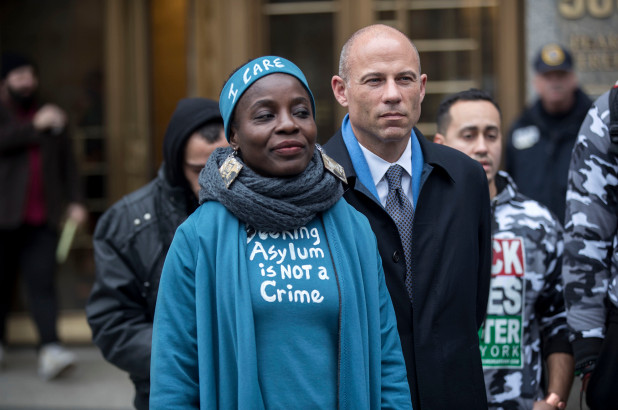Therese Patricia Okoumou- Statue Of Liberty Climber Found Guilty On All Counts