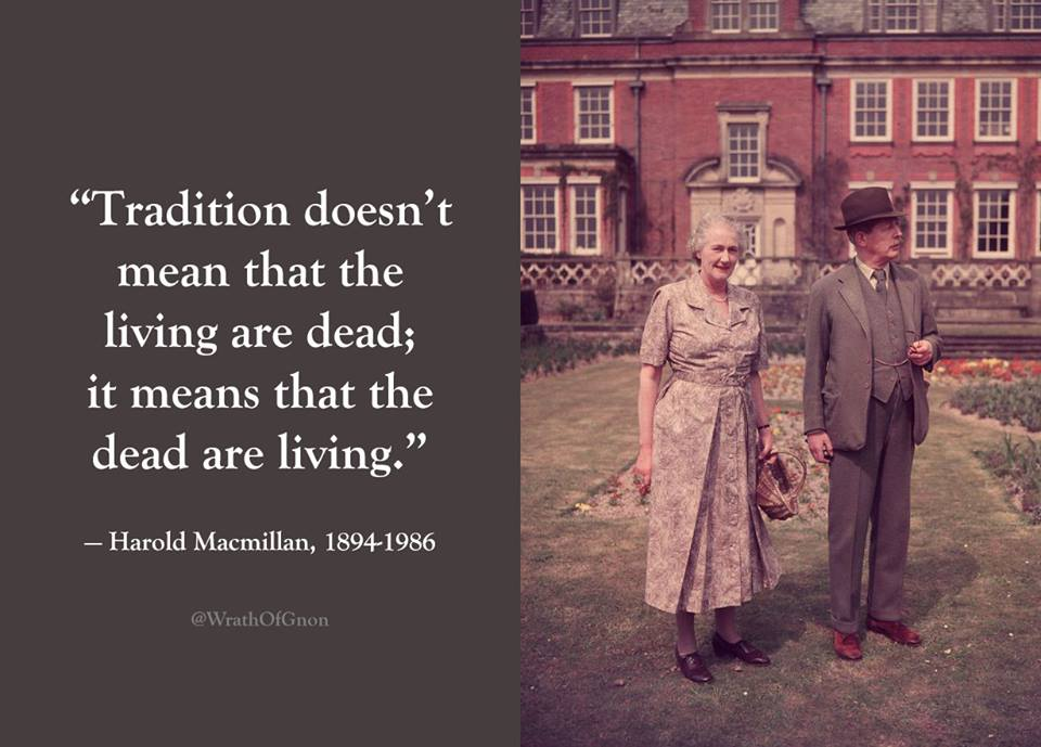 Quotes: Tradition