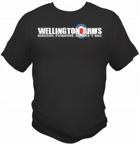 Wellington Arms T Shirt