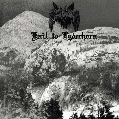 Witchblood- Hail to Lyderhorn